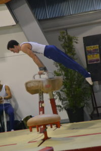 Interview de Louis Dufau, un gymnaste talentueux