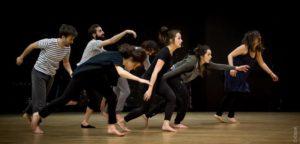 «Le Laboratoire» une compagnie de danse de l'Université