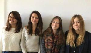 La prochaine course organisée par  Charity Running le 18 novembre :  Rencontre avec Amélie, Madeline, Laura et Amandine
