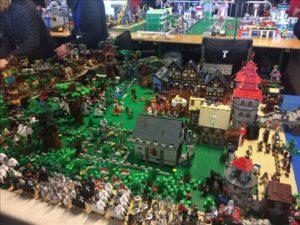 5e édition du Salon Fans de briques LEGO