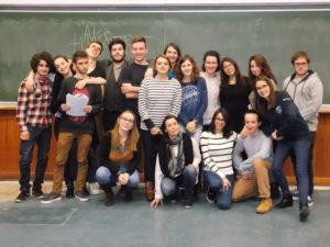 L'atelier théâtre de l'université de Bordeaux : quand l'art rencontre l'amitié