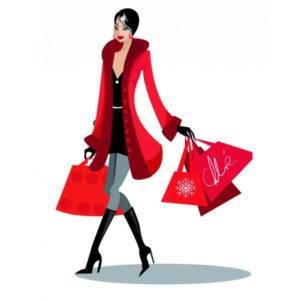 Shopping or not shopping