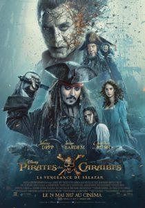 Le capitaine Jack Sparrow de retour sur nos écrans !