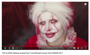 Se maquiller à Halloween