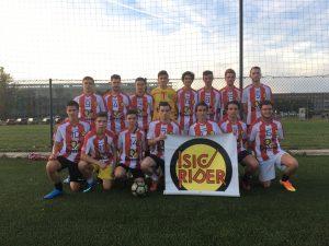 Une nouvelle saison pleine d'ambitions pour l'ISIC Foot