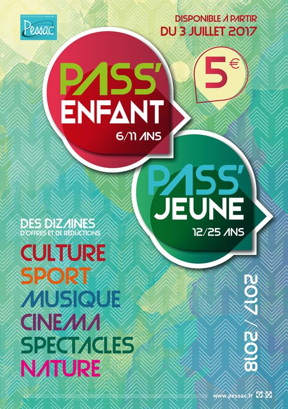 3ème édition pour le Pass'Jeune de Pessac !