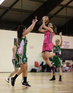 Jade Soors : Portrait d'une basketteuse pleine d'ambition