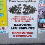 Usine Ford à Blanquefort : Une fronde solidaire comme dernier rempart.