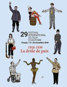 Découvrez la 29ème édition du Festival International du Film d'Histoire!