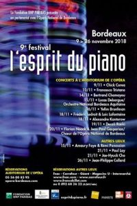Un Jazzmen à l'Université Bordeaux Montaigne
