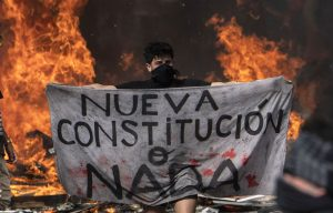 Chili : un peuple se soulève