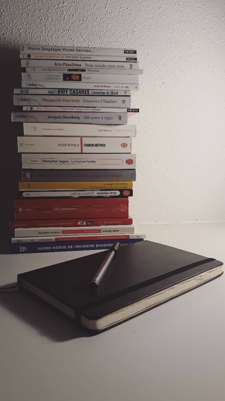 Vingt livres pour accompagner votre confinement et bien terminer l'année 2020