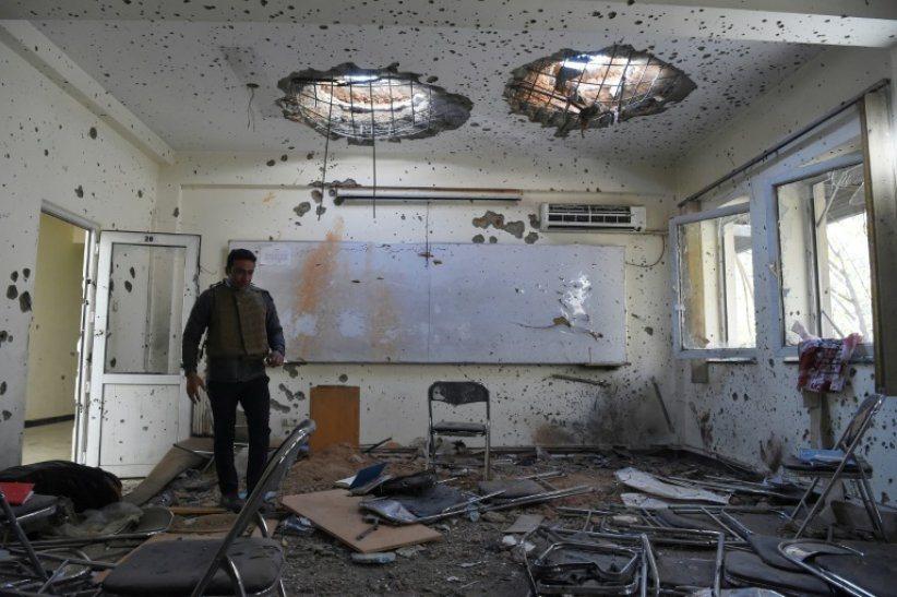 Kaboul : l'éducation entachée par le terrorisme