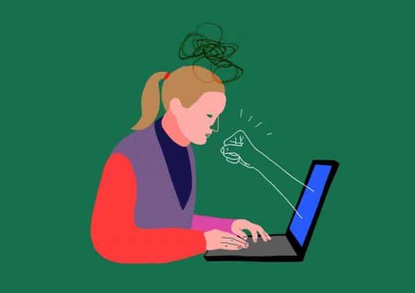 Cyberviolences à l'Université Bordeaux Montaigne, entretien avec Viviane Albenga